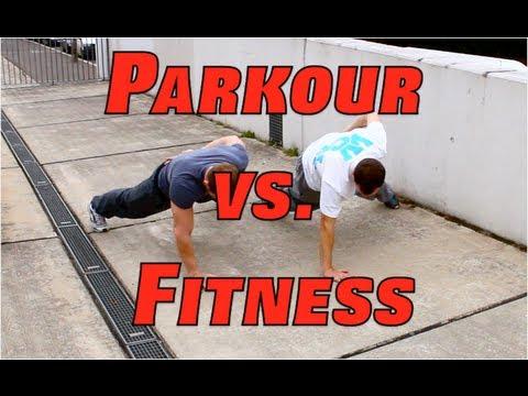 პარკური vs. ფიტნესი