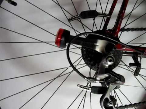 Reelight Induction Bike Lights Youtube