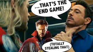 5 Incredibly Clever Moments Of MCU Movie Foreshadowing