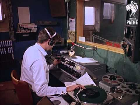 Radio Caroline - Pirate Radio Ships 1965