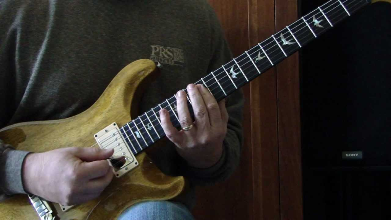 Thunder Island/Jay Ferguson (tutorial) - cover by Tonedr ...