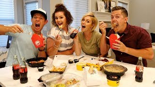 MukBang with Ellie and Jared