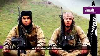 داعش تتبنى تفجيرات باريس     -