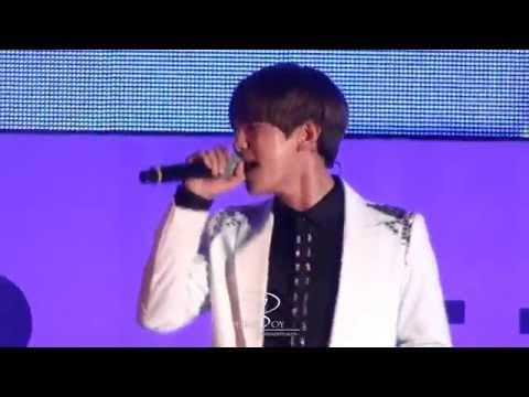 [MILKBOY] 141010 - Baby, Don't Cry (exo baekhyun ver.)