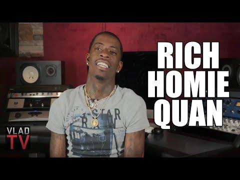 Rich Homie Quan on Falling Out with Young Thug, 50 Songs Unreleased