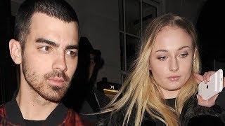 Uh Oh! Joe Jonas & Sophie Turner Wedding Plans ON HOLD for This Reason