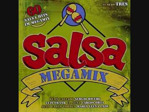salsa mega mix exitos