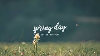 BTS '봄날 (Spring Day)' V (Taehyung) Version - Music Box Edition - YouTube