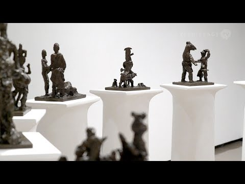 Saint Clair Cemin: Oedipus / Paul Kasmin Gallery, New York