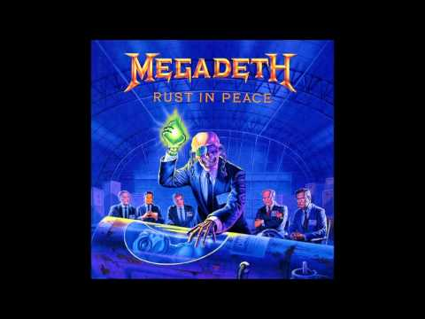 Megadeth - Rust In Peace... Polaris [Drums Track]