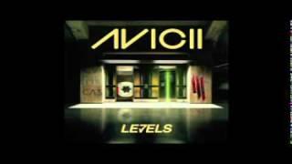 Avicii 'Levels' Skrillex Remix [FULL]