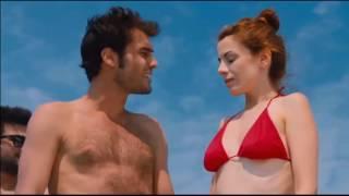 Başak Parlak Şevkat Yerimdar Filmi Bikinili Göğüs Bacak Kalça Frikik