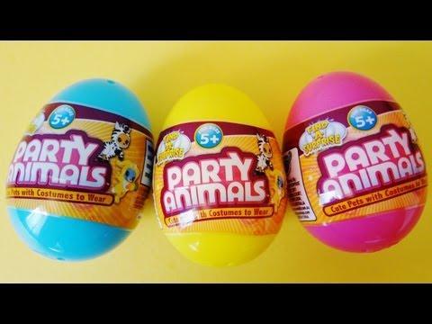 party animals 3