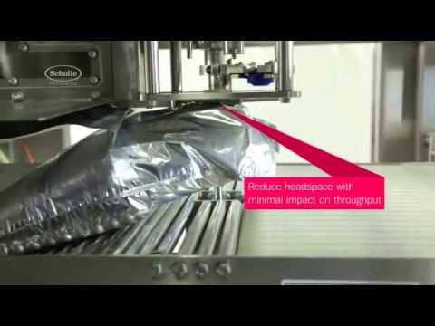 Scholle IPN SureFill Aseptic Bag-In-Box filler