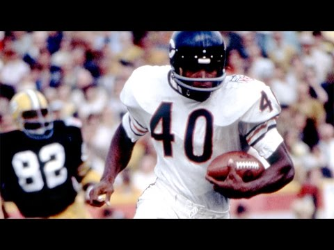 #22: Gale Sayers | The Top 100: NFL's Greatest Players (2010) | NFL Films