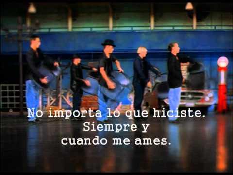 Backstreet Boys As Long As You Love Me (traducida al español)