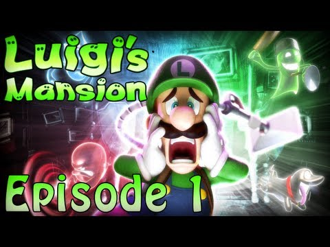luigi s mansion | episode 1 - let s play