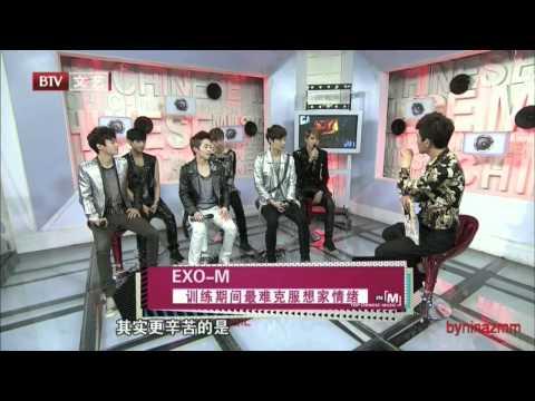 [HD] Full 120425 EXO-M Music Billboard Chart 音樂風雲榜