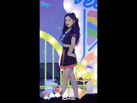 [예능연구소 직캠] 레드벨벳 파워 업 예리 Focused @쇼!음악중심_20180811 Power up Red Velvet YERI