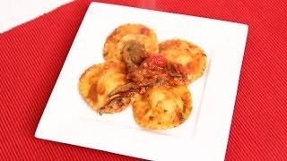 Homemade Lobster Ravioli Recipe - Laura Vitale - Laura in the Kitchen Episode 721