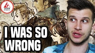 I Was SO Wrong About Octopath Traveler...