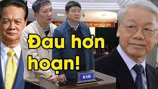 Hình ảnh buổi tuyên án Đinh La Thăng, Trịnh Xuân Thanh- Vì sao Nguyễn Tấn Dũng phải có mặt?