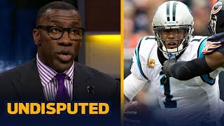 Chicago Bears should seriously consider trading for Cam Newton — Shannon Sharpe | NFL | UNDISPUTED