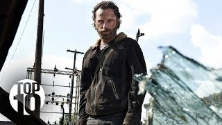 The Top 10 Most Insane Moments of Rick Grimes (The Walking Dead)