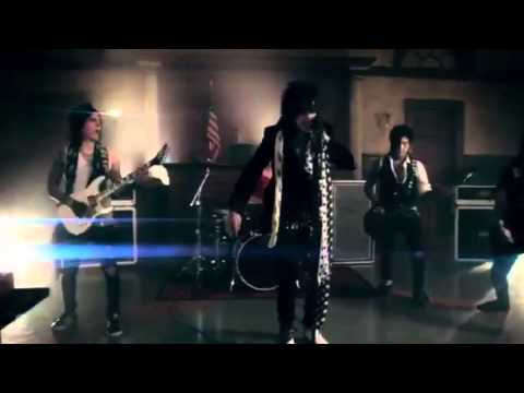 Falling in Reverse - Game Over (Music Video)