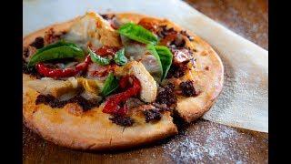 Italian Salad Pizza