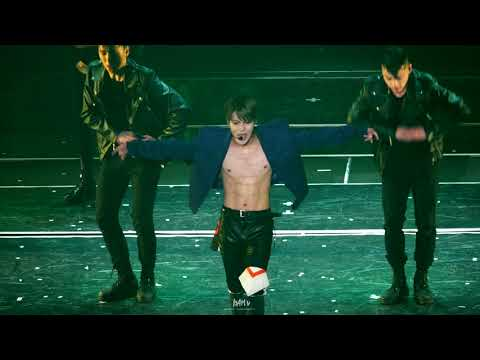 171014 TAEMIN 1st SOLO CONCERT OFF_SICK [on track] 괴도 (Danger)