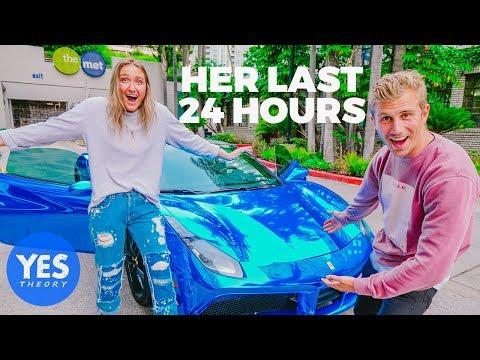 STRANGER LIVES HER LAST 24 HOURS