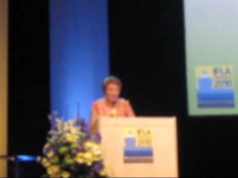 IFLA 2010 : Closing Session. P.2