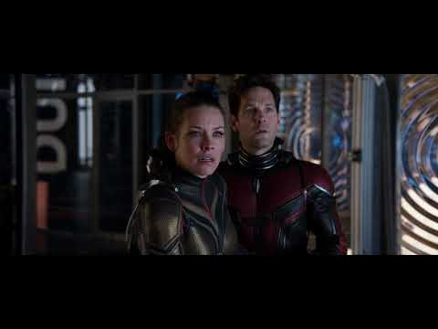 Ant-Man and the Wasp - Official Hindi Trailer