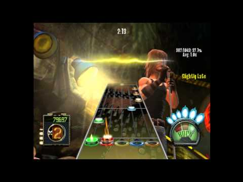 Guitar Hero 3 Custom - Stone Sour - Hate Not Gone