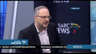 Stephen Grootes on joining SAfm and the day's top stories