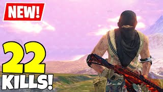*NEW* KREUGER REAPER GAMEPLAY IN CALL OF DUTY MOBILE BATTLE ROYALE!