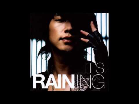 비(Rain)   It's Raining (가사 첨부)