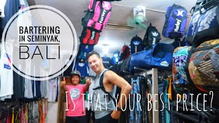 Bartering in Bali // Ep 8 Southeast Asia Travel Vlog