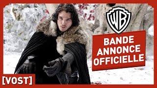 Game of thrones saison 1 :  teaser VOST