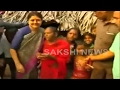 Sasikala interacts with poor at Koothavur village..