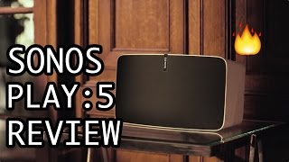 Sonos Play:5 Review: The Ultimate Smart Speaker for Streaming Music