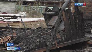 В Омске следователя обвинили в фальсификации дела о поджоге дома