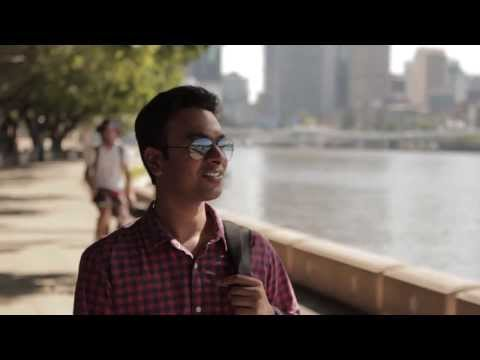 Study in Brisbane: Revanth from India