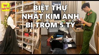 Cận cảnh Biệt Thự 25 Tỷ của nhật Kim Anh bị Trộm hơn 5 Tỷ, vàng và kim cương - TIN GIẢI TRÍ