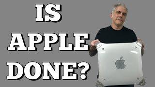 Apple: It's Good If You Like CRAP