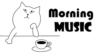 MORNING COFFEE MUSIC - Relaxing Bossa Nova JAZZ For Happy and Positive Energy