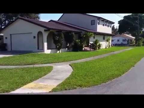 Waterfront - 837 Argonaut Isle, Dania FL/ $539,000