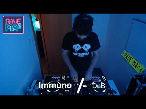 Immuno at MAMA Radio (Drum and Bass)