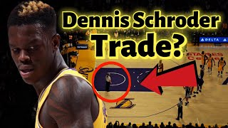 NBA Trade Rumors: Lakers Could Trade Dennis Schroder And Montrezl Harrell For DeMar DeRozan!